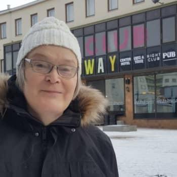 Myrskyn silmästä selvinnyt Marja-Sisko Aalto elää tasaista eläkeläisen elämää