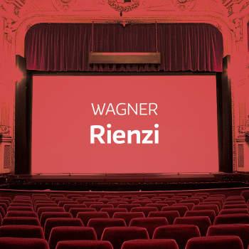 Wagnerin ooppera Rienzi