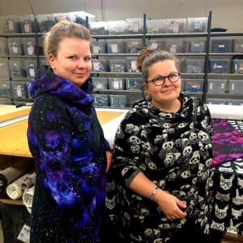 Iloinen ja värikäs suomalainen vaate myy maailmalla