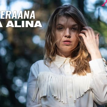 """Vilma Alina vieraana: """"Mun biisit ei oo mun päiväkirjatekstejä"""""""