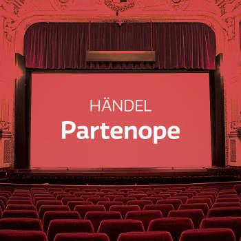 Händelin ooppera Partenope
