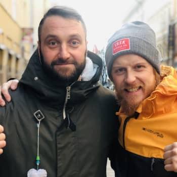 Tom Nylund utmanar oss att bli östersjöhjältar