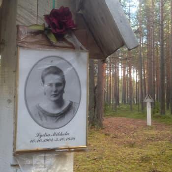 Stalinin vainojen suomalaisten uhrien selvitystyö vaikeutunut Venäjällä