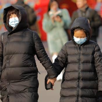"""Onko koronavirus epidemia? """"Lähipäivinä saadaan vastaus"""""""