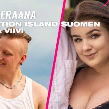 Temptation Island Suomi -sarjan Väpä ja Viivi vieraana: Viettelysten saari on kuin avovankila