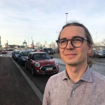"""SEMin sihteeri Esko Pettay: """"Ilmastonmuutos on ihmiskunnan historian suurin uhka."""""""