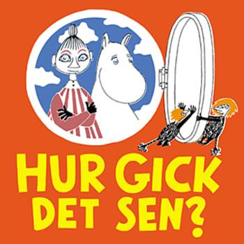 "Tove Jansson läser berättelsen ""Hur gick det sen?""."