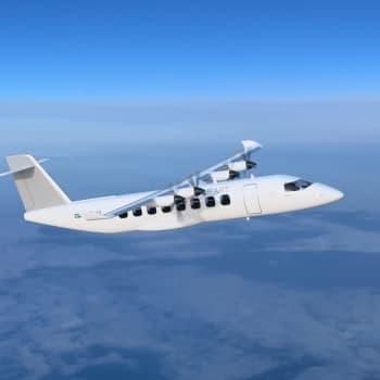 """Sähkölentokoneet tulevat mullistamaan lentoliikenteen — """"Euroopan sisäisistä lennoista 93 prosenttia voitaisiin lentää sähköllä"""""""