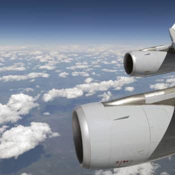 Lentoverolla nostetta - kansalaisaloite eduskuntaan