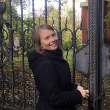 Kadonnut uurna ja muita tarinoita - Kierros Nottbeckien hautausmaalla