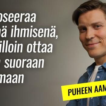 Antti Holma Radio Sodomasta: Piispat ja politiikot ei saa armoa