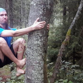 Voiko metsä toimia kuntosalina?