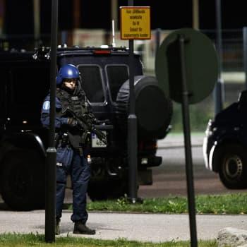 Onko poliisiin kohdistuva väkivalta rantautunut Ruotsista Suomeen?