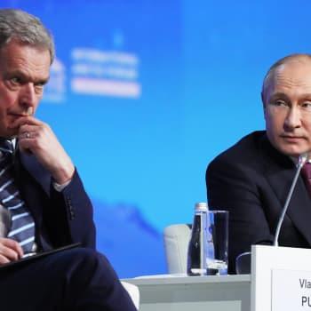 """Voiko Suomi vaikuttaa suurvaltapolitiikkaan? """"Mitään megafoni-politiikkaa ei kannata harjoittaa"""""""