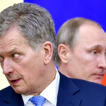 Putin saapuu Suomeen - Mitä Suomen pitäisi etsiä Venäjä-suhteeltaan?