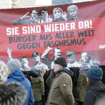 Äärioikeiston väkivalta kuohuttaa Saksassa