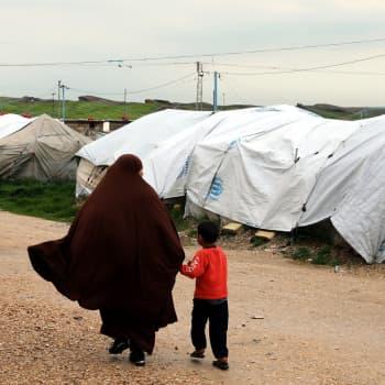 Miten pitäisi ratkaista al-Holin leirin kohtalo?