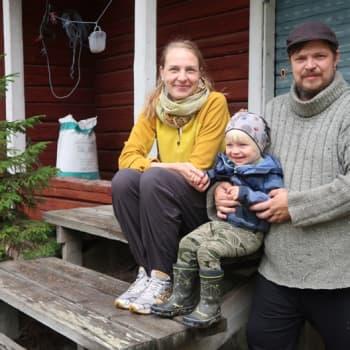 Tamperelaispariskunta voitti lotossa: pääsivät peurapaimeneksi Seitsemiseen