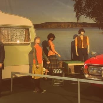 70-luvulla autoiltiin teltta kyydissä pohjoiseen ja välteltiin turvavyön käyttämistä