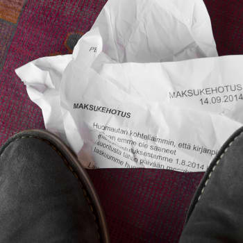 Perintätoimistojen velkaketjutus hämärtää velkojen alkuperää