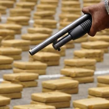 Vähentääkö huumeparonien kiinnijääminen salakuljetusta?