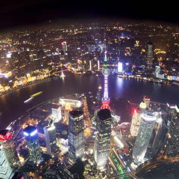 """Kiina rakentaa uutta, modernia silkkitietä Eurooppaan - """"kilpajuoksu maailmasta menossa"""""""