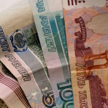 """""""Lakialoite helvetistä"""" uhkaa vaikeuttaa Suomen ja Venäjän kauppaa"""