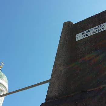 Suomen yksi yleisimmistä kadunnimistä on Kirkkokatu - miksi niitä on niin paljon?