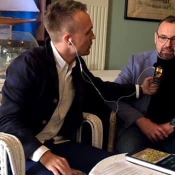 Lapuan liike ja sanan mahti - tohtorit ja toimittajat Reijo Perälä ja Olli Seuri keskustelevat