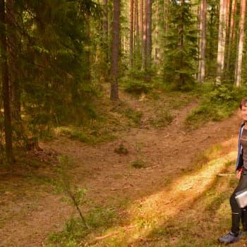 Jukolan viestin vaikutukset metsäluonnolle