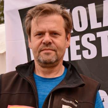 Jukolan viestin 2018 ratamestari on Juhani Jaskari