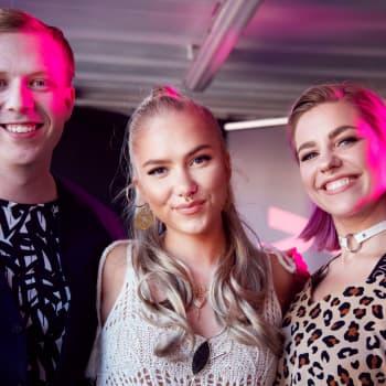 YleXPop 2018: Vieraana Evelina