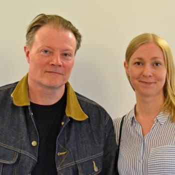 """""""Tässä roolissa ei voi lähteä esittämään rosvoa"""" - Kari Hietalahti seurasi sanatarkasti oikeuspöytäkirjojen tekstiä Keisari Aar"""