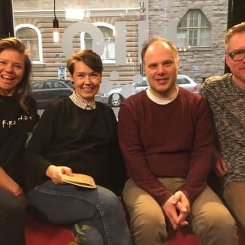 Efter Nio radio: med journalisten Magnus Londen som levt utan nyheter i en vecka