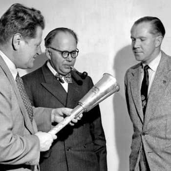 Helsingin olympialaiset 1952: Työ tehty on