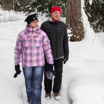 Aspekti: Kävelykeskustelu vie uusille ajatuspoluille
