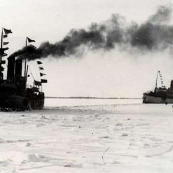 Jääkärien paluusta kotimaahan on kulunut 70 vuotta