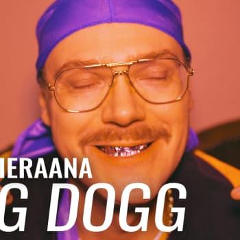 YleX Aamu: Vieraana Stig Dogg: Luulin Stig Dogg -projektin olleen jo mennyttä