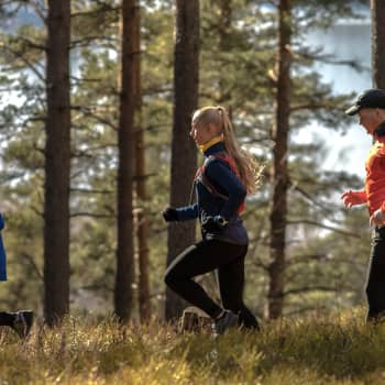 Puheen Aamu: Hiihto, sauvakävely, polkujuoksu, maastopyöräily - Suomen Latu on jo 80 vuoden ajan avannut uusia uria ulkona liikkumiseen