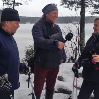 Metsäradio.: Retkipaikkana Mäntyharjun Pappilanniemi