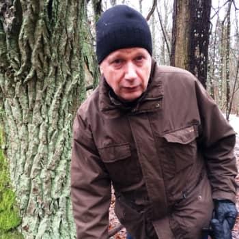 Metsäradio.: Metsäradio vieraili tammilehdossa