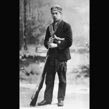 """Sisällissota 1918 - punaiset muistot: """"1–3–1 oli se mihin kuuluin"""" (Hugo Lehtonen, Helsinki)"""