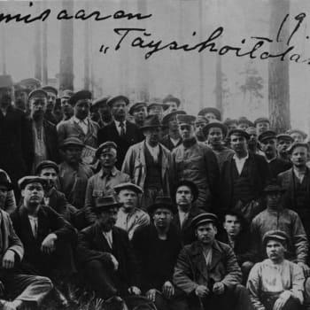 Sisällissota 1918 - punaiset muistot: Elämän synkin joulu (Edvin Bärlund)