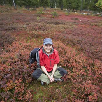 Ajantasa: Tea Karvinen on käynyt kaikissa Suomen kansallispuistoissa!