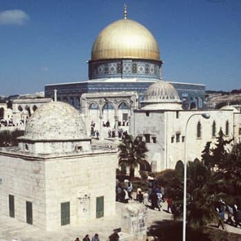 Islamin lähteillä ja valtavirroilla: Moskeija