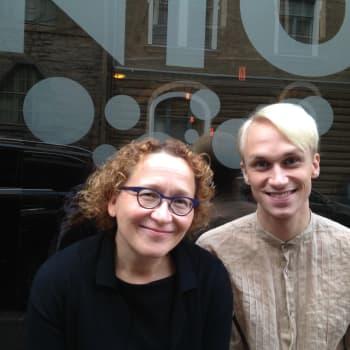 Efter Nio radio: Christoffer Strandberg utmanar sina egna fördomar