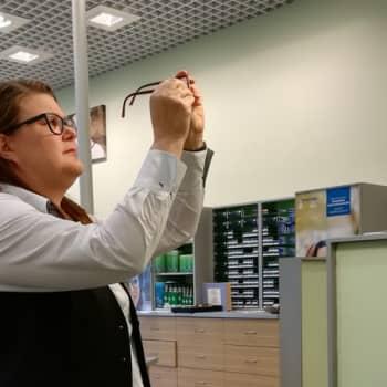 Radio Suomi Kuopio: Vanhat silmälasit Tansaniaan