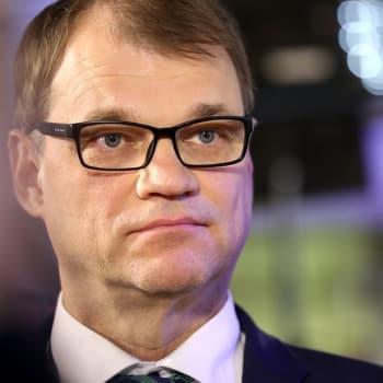 Vieraana Juha Sipilä: Eurooppa on Suomen koti