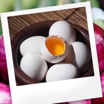 Makuasia: Kananmuna ja treeniruoka