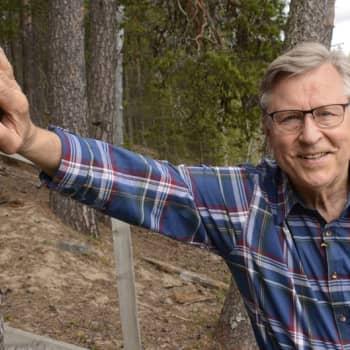 Metsäradio.: Pertti Salolaisen kanssa Hossassa